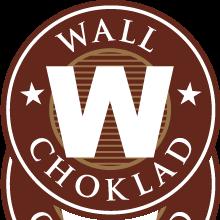Wall choklad logo utan R